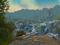 Stormwind in Mists of Pandaria
