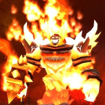 Ragnaros, the  lord of Molten Core!